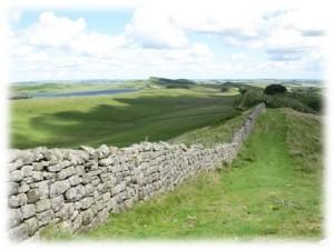 Memory Stones: Hadrian's Wall on the Scottish Border