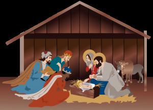 nativity-scene-in-the-stable