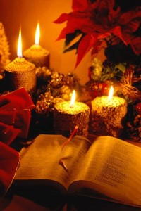 """""""Do not be afraid, I bring you good tidings of great joy which will be for all the people!"""" [Luke 2:10]"""