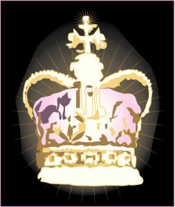 Colorful Royal Crown