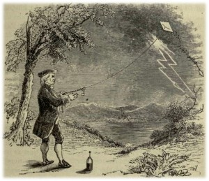 Defying Death with a Kite and a Key