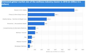 2010 Global Wellness Sales