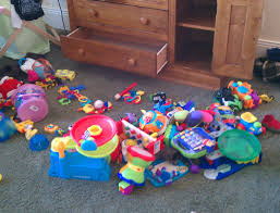 Broken Toys - Broken Promises